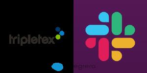 Tripletex og Slack integrasjon